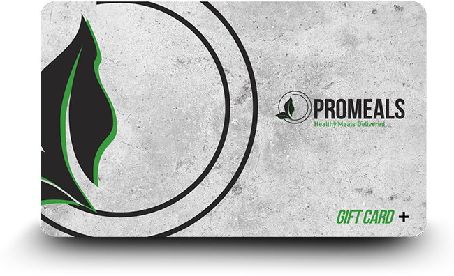 ProMeals Gift Cards
