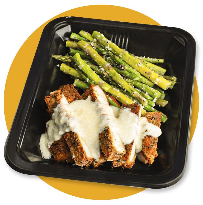 Shop Keto Meal Menu by MyProMeals.com